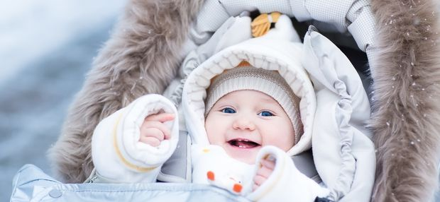 Как одевать новорожденных зимой? Одеваем грудничков в холодную погоду.