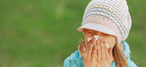 Изображение Весенняя аллергия у детей  на Schoolofcare.ru!