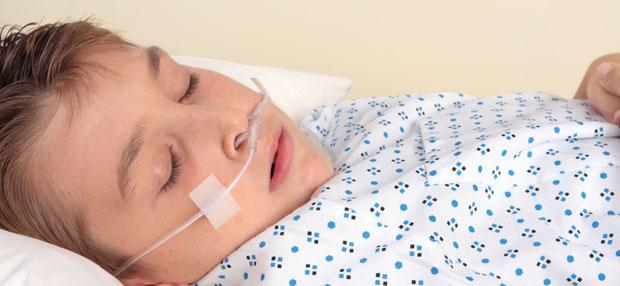 У ребенка нехватка кислорода при беременности