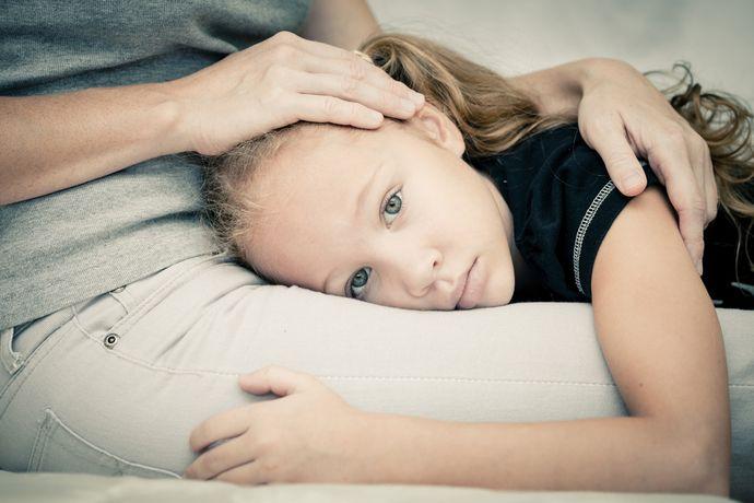 Последствия стресса в детском возрасте более ярко выражены.
