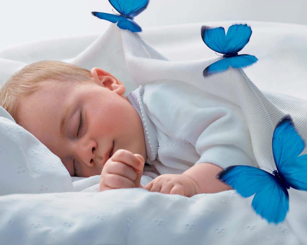 Если малыш не отдохнул днем, то ему могут начать сниться кошмары